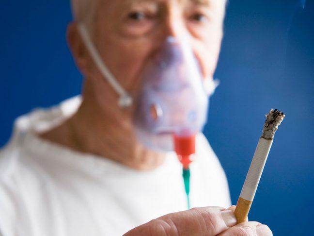 COPD (Emphysema and chronic bronchitis) 1