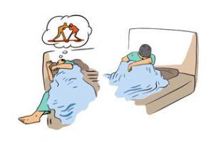Dream enactment (REM behaviour disorder) 3