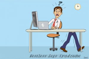 Restless legs syndrome 5